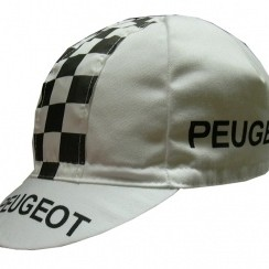 CAPPELLINO CICLISMO OLD STYLE PEUGEOT