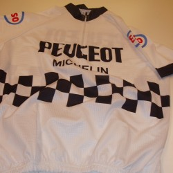 MAGLIA CICLISMO OLD STYLE PEUGEOT
